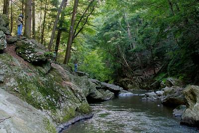 Hemlock Gorge Hike