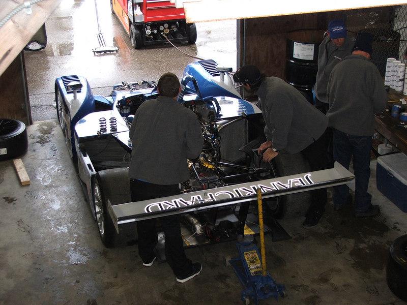 P1 Autocon Motorsports
