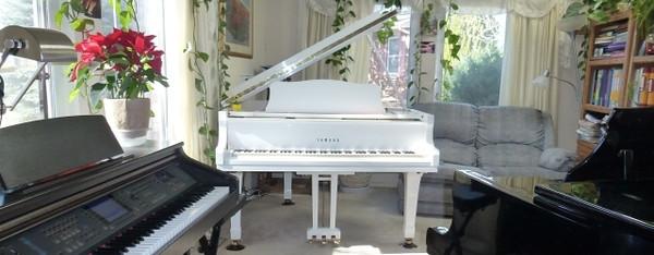 Piano Studio Policy