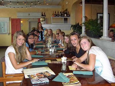 Dinner 2010