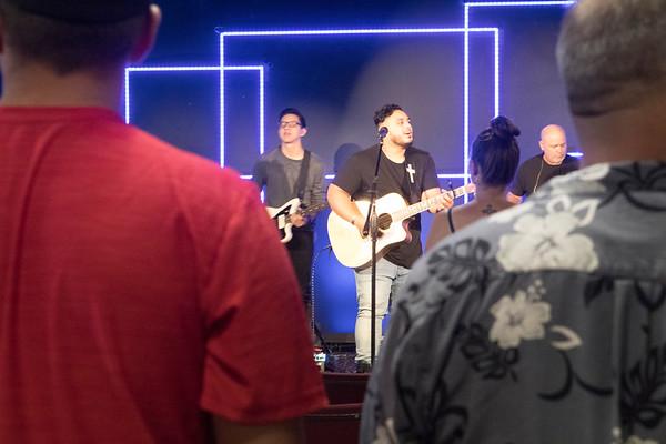 Worship Team 8-26-18
