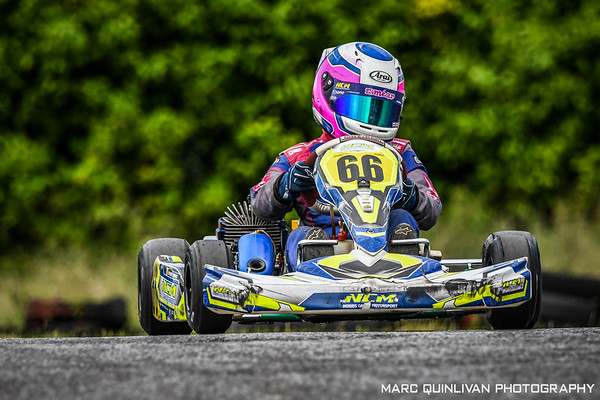 Leinster Karting Club - 2019 Summer Championship - Round 1 - Éimear Carey