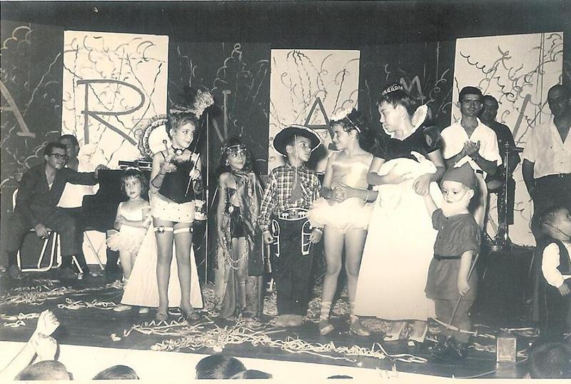 Paulinha Santos David, ...  José Gradil , Linda Madureira, Isabel Correia Ritto e o irmão. ,