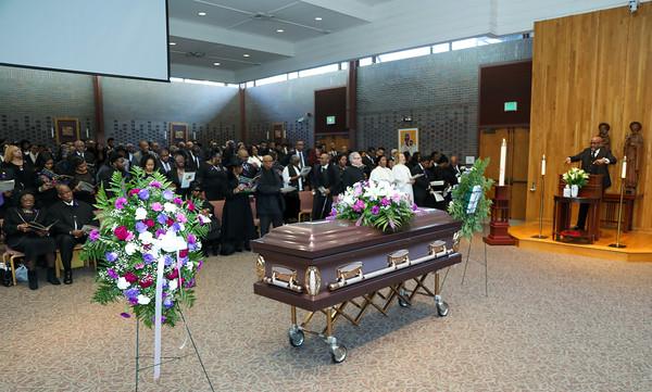 Cynthia Ann Crusoe Garber Funeral Service