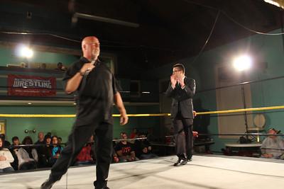 New England Championship Wrestling Double Intensity November 9, 2013