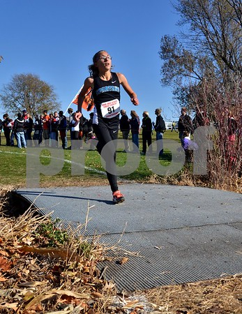 State Cross Country 4A