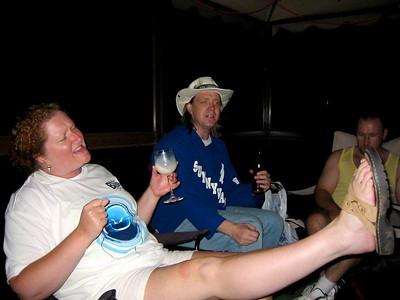 Donny & Kelly July 2005