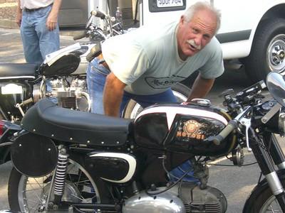 moto melee 2008