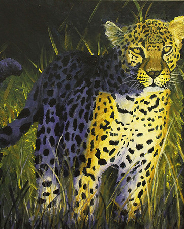 Impressionist Animal Paintings