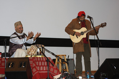 2009 Peace and Music with Salman Ahmad in collaboration with PASA