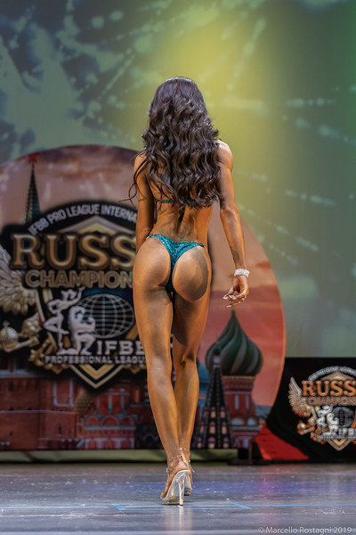 2nd Place 209 Анастасия Мейлехзон