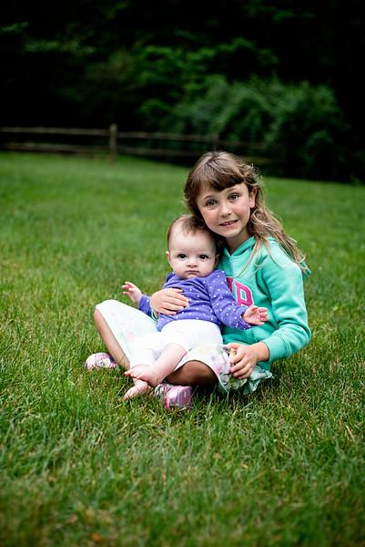 Williamsport Child Photographer : 6/17/17 Maggie and Nazarena