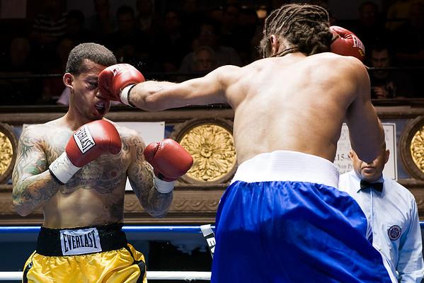 Boxing Blue Horizon May 1 2009