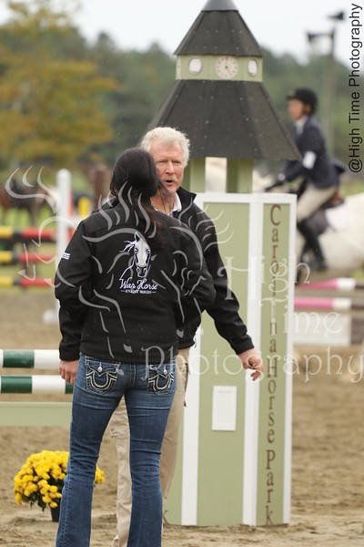 2015 WHES November Horse Trials