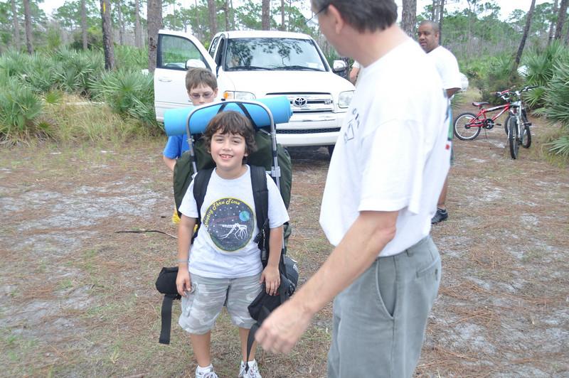 2009 December 12 Scout Camping JD Park 001.jpg