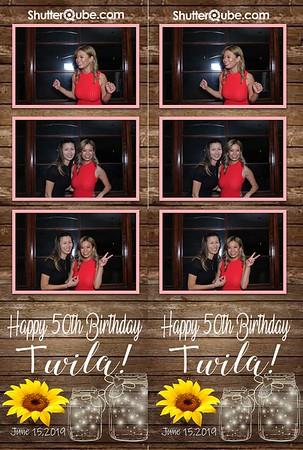 Twila's 50th Birthday 061519 Houaton, TX