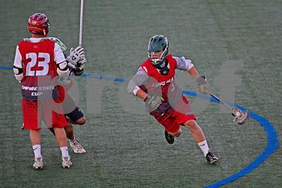 8/1/2013 - Long Island vs. Western - David W. Murphy Field, Onondaga Community College, Syracuse, NY