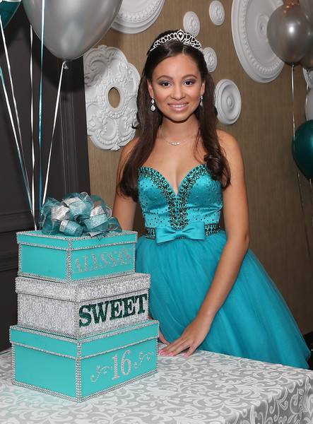 Alyssa Sweet 16