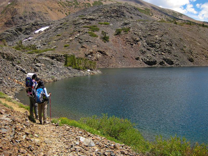 Lake Helen (el. 10,107 ft.)
