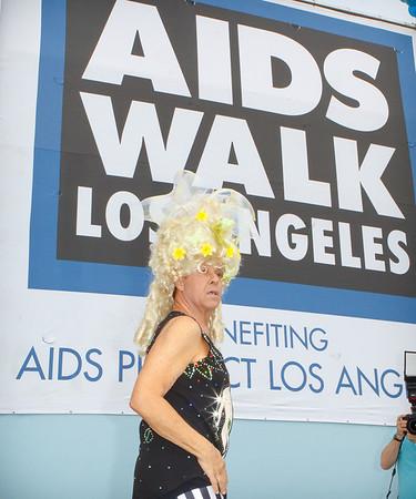 AIDS Walk Los Angeles 2013