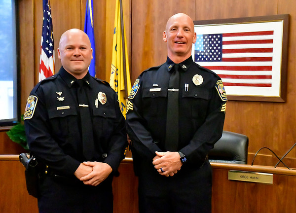 8/16/2019 Mike Orazzi | Staff Bristol Police Officers Lt. Lang Mussen and Sgt. Daniel Dwyer after a promotion ceremony at Bristol City Hall on Friday morning.