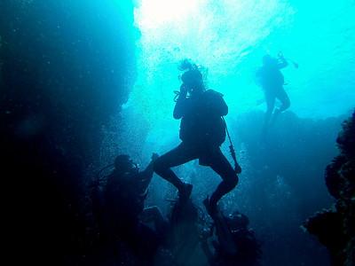 Blue Holes of Palau