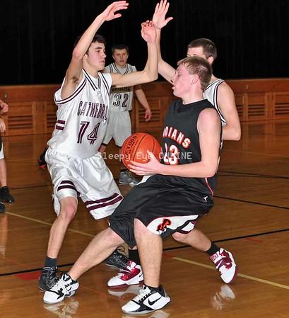 20110121 Sleepy Eye Jr. Varsity Boys Basketball