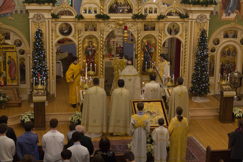 Nativity Festal Liturgy 2016