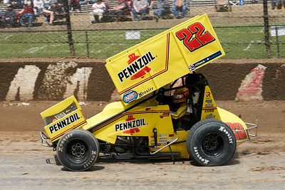 Wing Sprint Cars