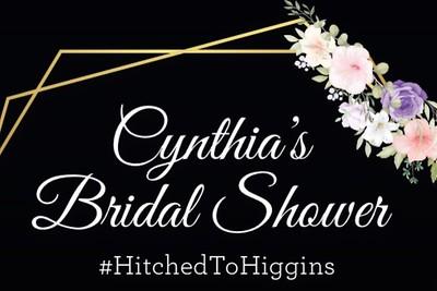 Cynthia's Bridal Shower 3/27/21