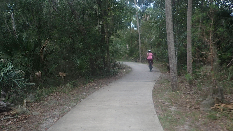 Woodham Woods Trail Tomoka