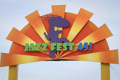 2014 New Orleans Jazzfest