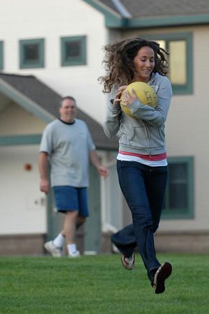 LMV Class of '09 Kickball Game