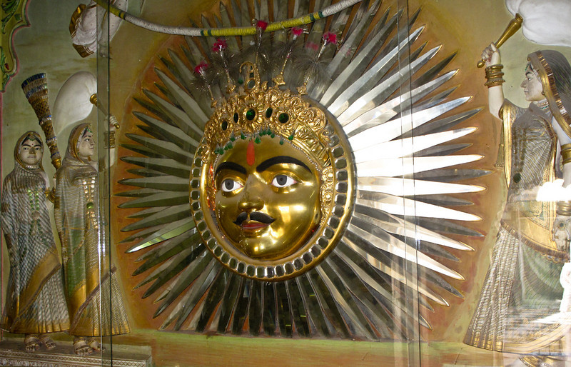 Artifacts in the City Palace Udaipur