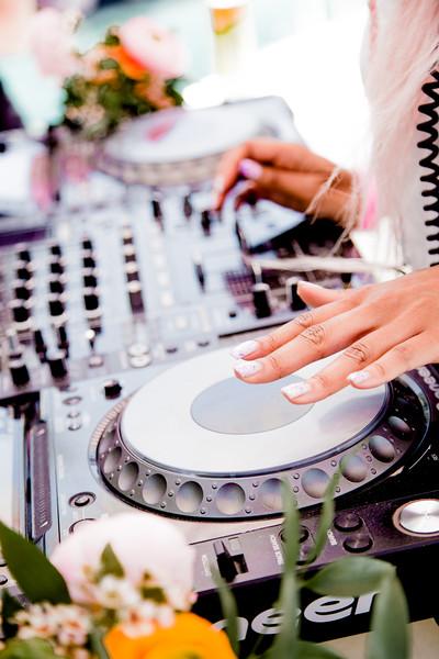 DJ Smiles Davis