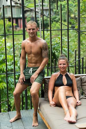 Rachel and Jamie