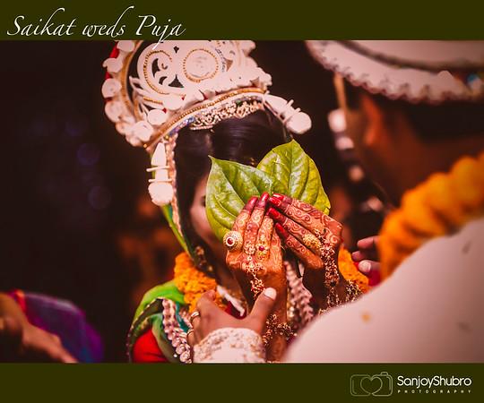 Saikat & Puja Wedding/Dhaka