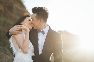 Pre-wedding | Natalie + Vincent