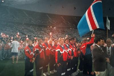 World Gymnastrada Berlín 1995