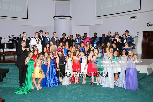 Booneville High's Prom 2019