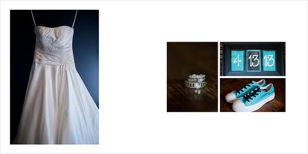 LaMonaco Wedding Album