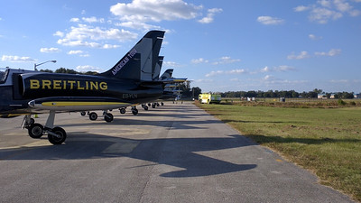 Sun n Fun Park - Breitling jets
