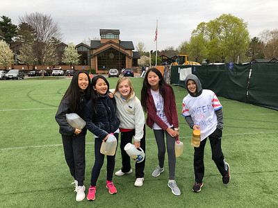 6th Grade Water Walk 2019
