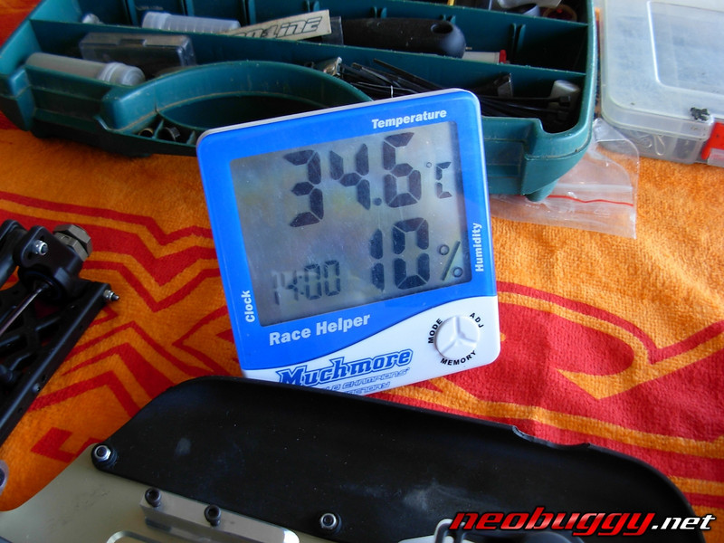2010 Euro Warm Up - Guarda, Portugal