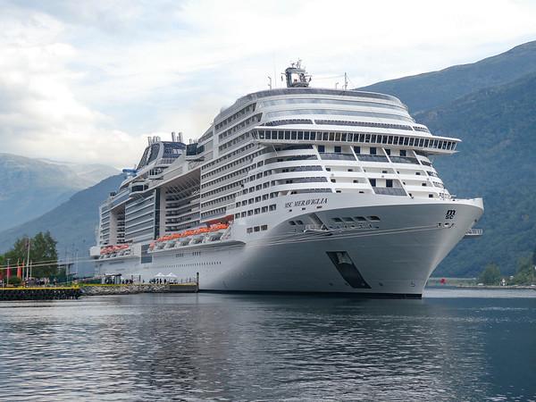 2019 Copenhagen Fjord Cruise