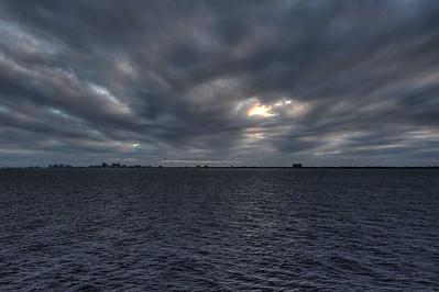 2010 12 4 Caribbean Cruise Sunrise Sunset