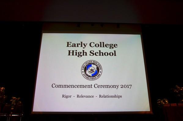2017 ECHS Graduation