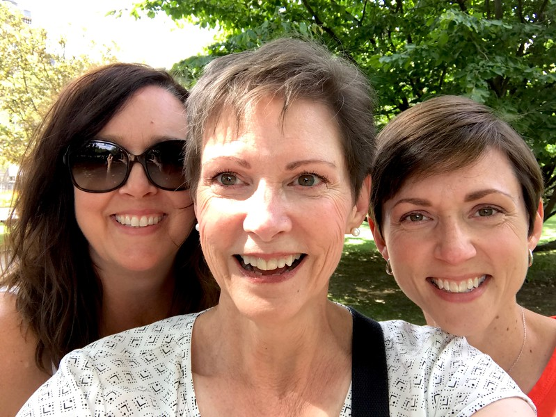 Laura, Momma and Me