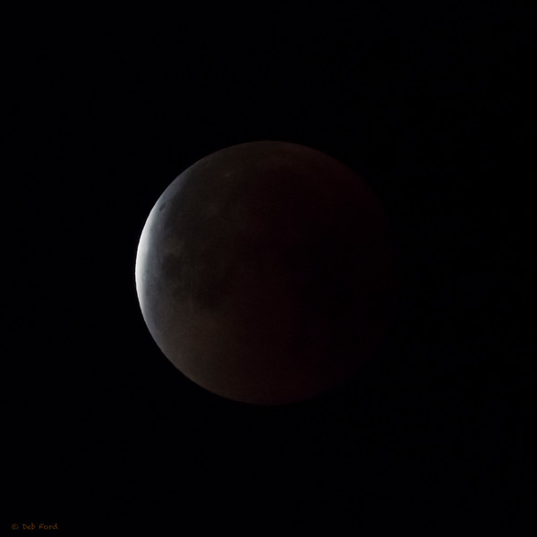 Lunar Eclipse: 6:10 am