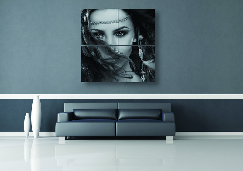 Wall art for office interior